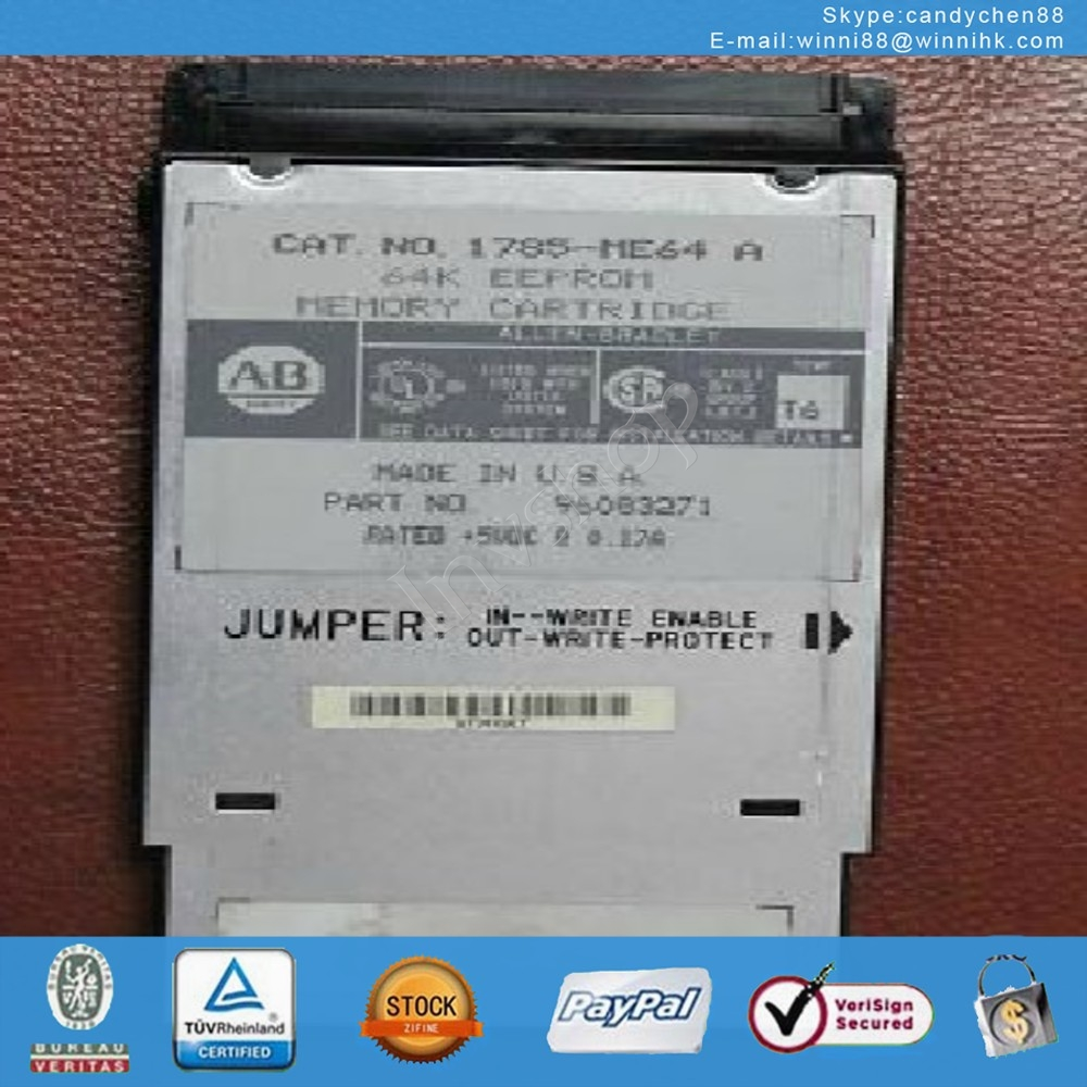 Cheap used 1785 me64 plc ab 60 days warranty best for 60 1785