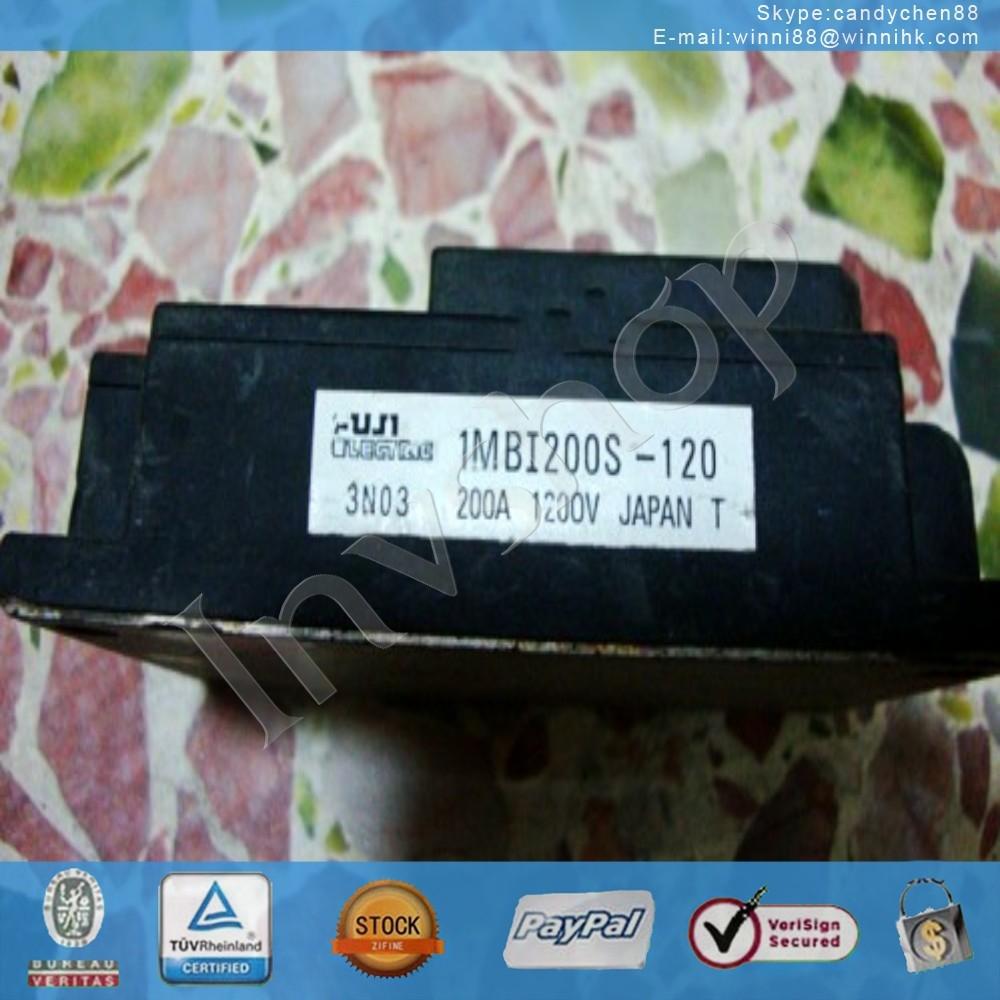 1PCS NEW 1MBI200S120 1MBI200S-120 FUJI MODULE