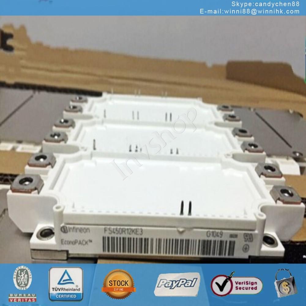 NEW MODULE 1 PIECE FP75R12KE3 EUPEC MODULE ORIGINAL