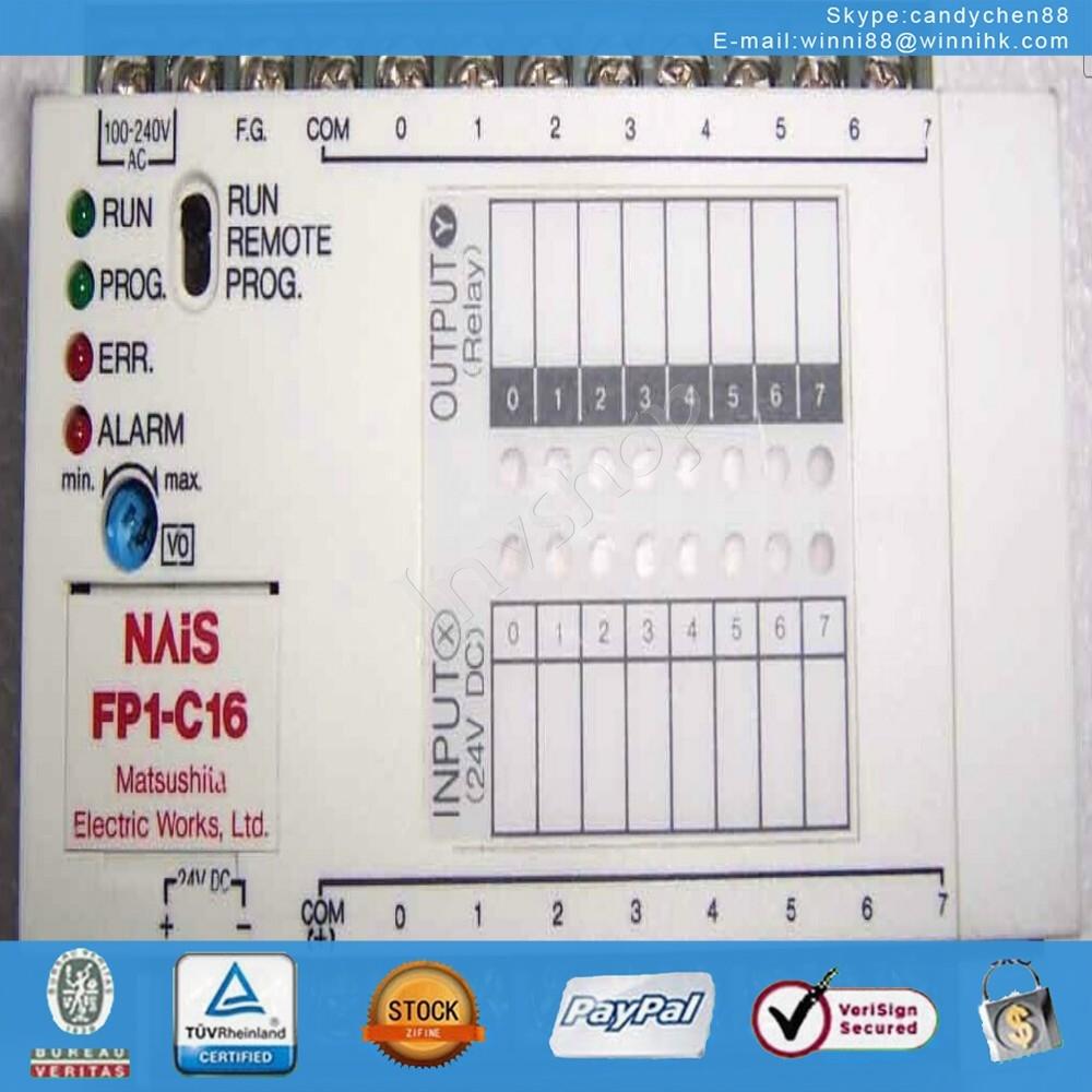 Cheap PLC FP1-C16 PANASONIC AFP1994 used - Best - Invshop com