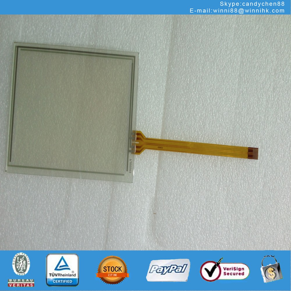 2711PC-T10C4D1 New Touch screen glass 90 days warranty Free shipping
