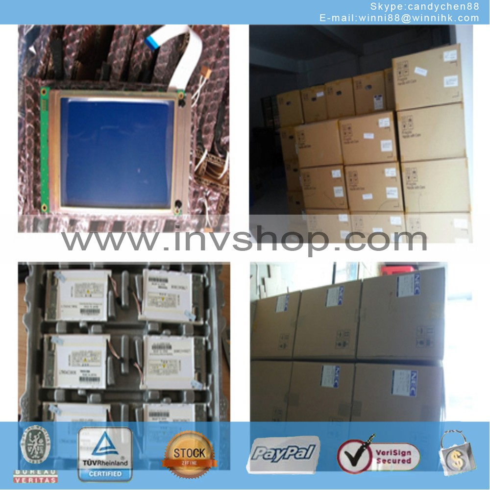 New STN LCD Screen Display Panel 640*480 HDM6448-1 for Hosiden