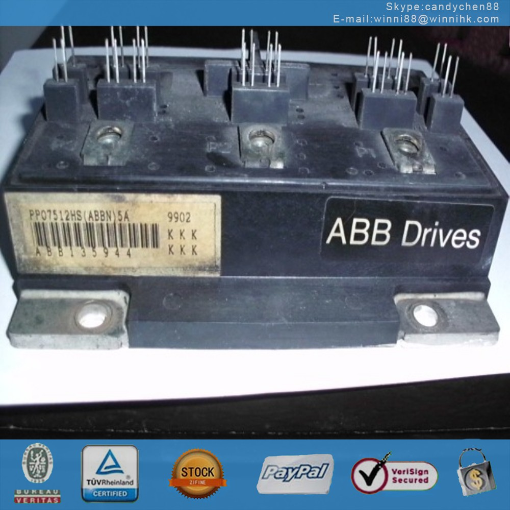 ABB MODULE PP07512HS PP07512 GOOD CONDITION