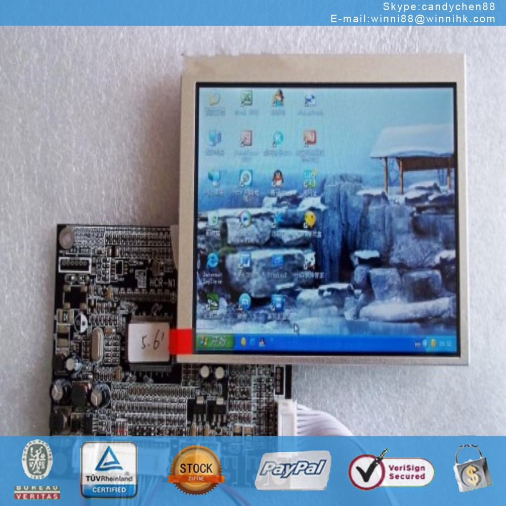 5.6inch INNOLUX TFT LCD Module,AT056TN​53 V.1