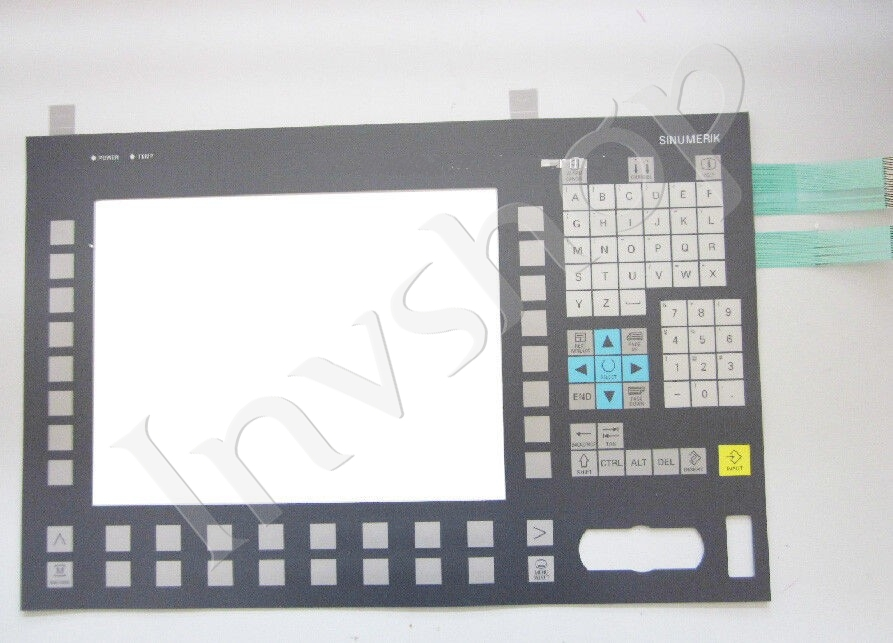 FOR SIEMENS 0P012 6FC5203-0AF02-0​AA0 NEW SINUMERIK  Membrane Keypad 60 days warranty