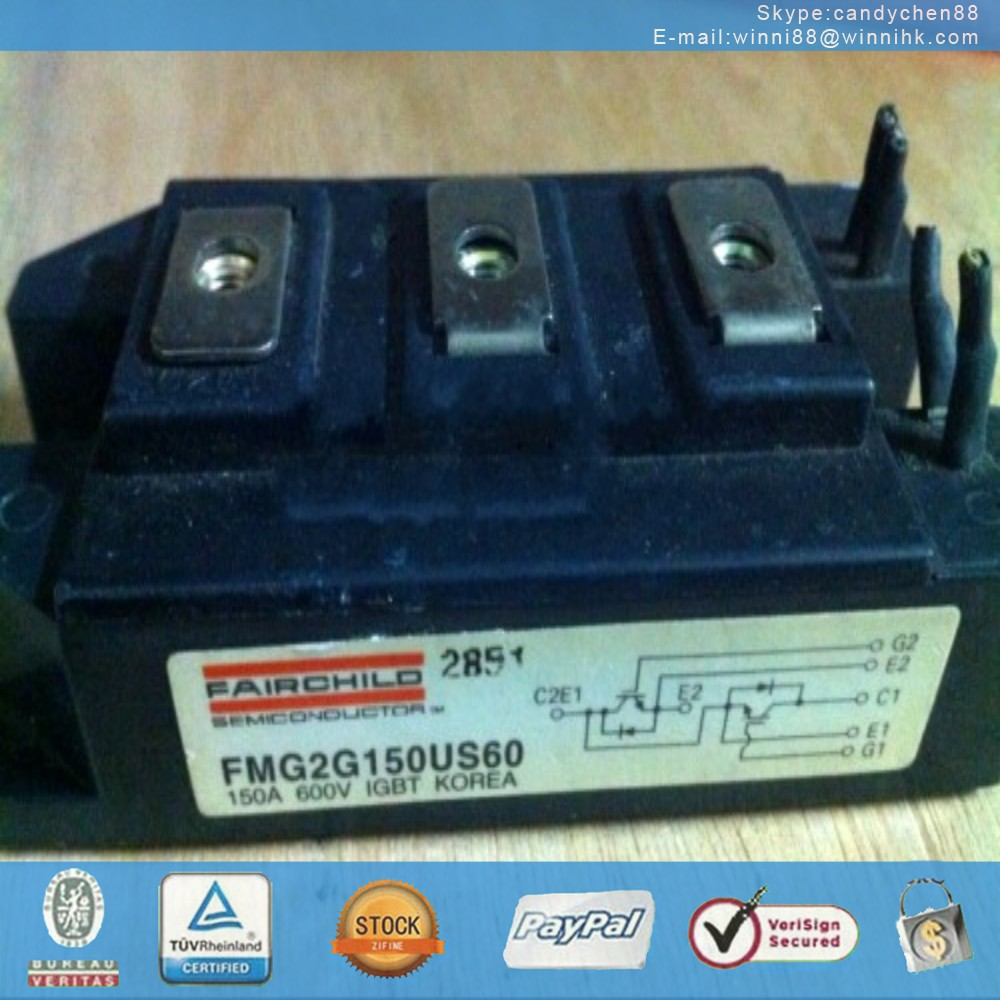 NEW FAIRCHILD MODULE FMG2G150US60 FMG2G150