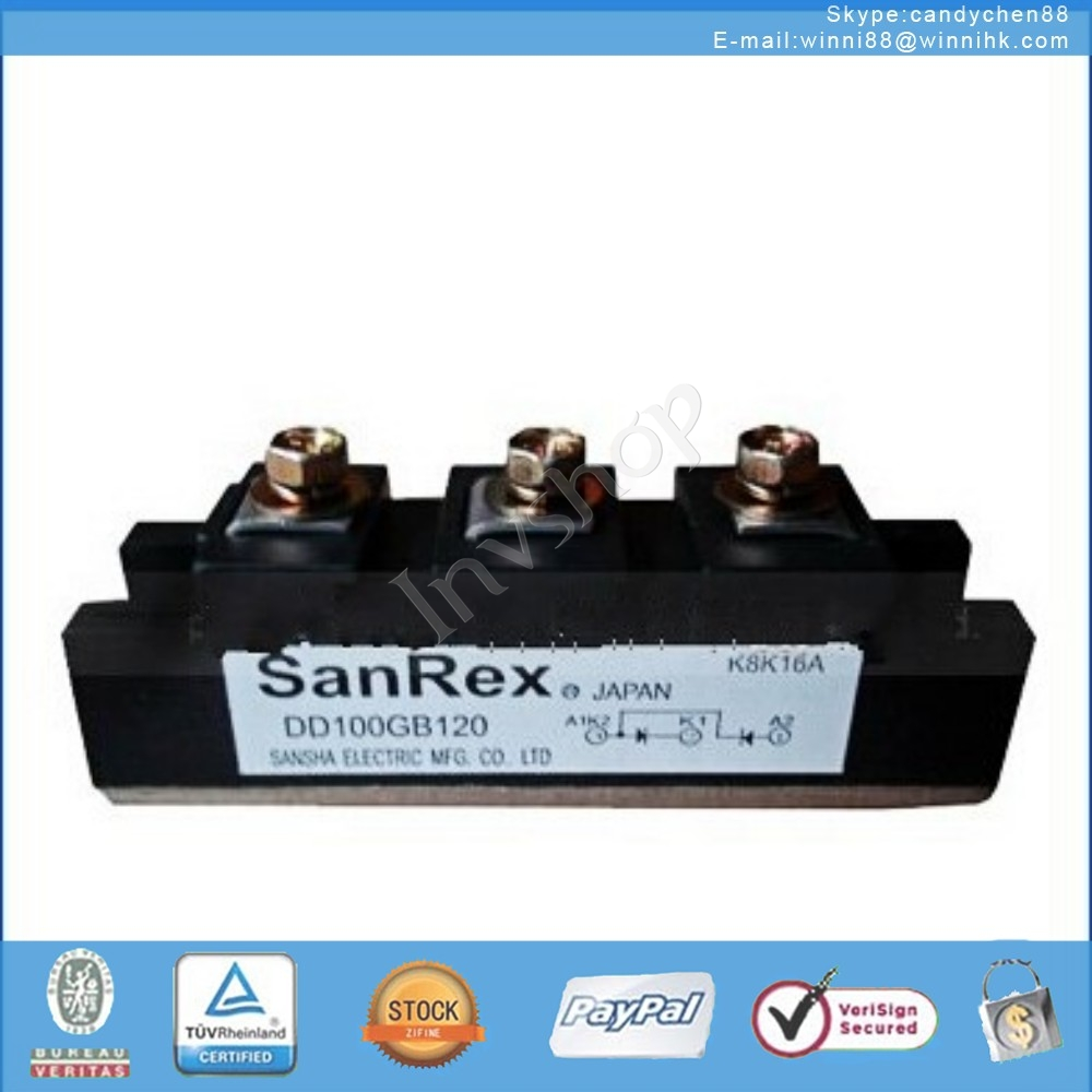 NEW DD100GB120 SANREX MODULE