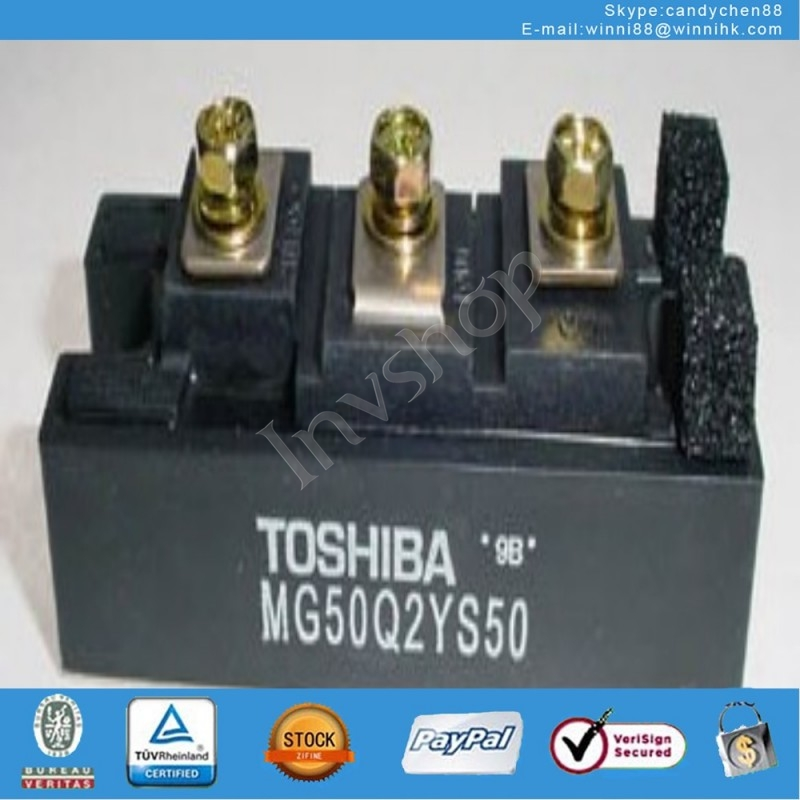 NEW TOSHIBA POWER MODULE MG50Q2YS50