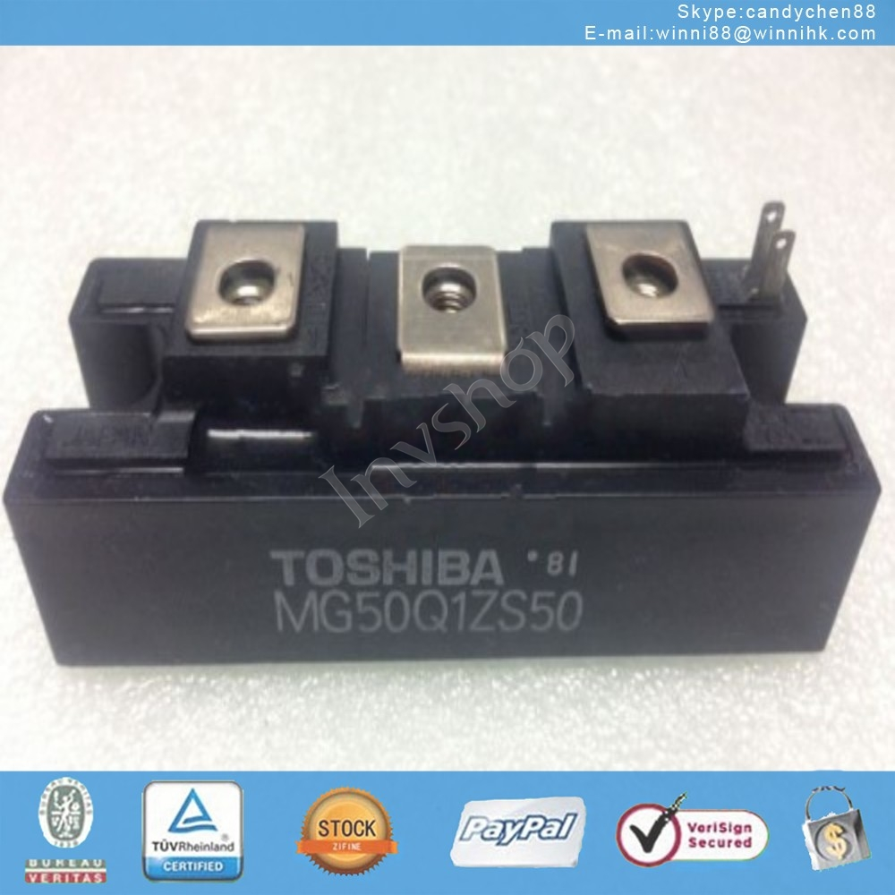 NEW TOSHIBA POWER MODULE MG50Q1ZS50
