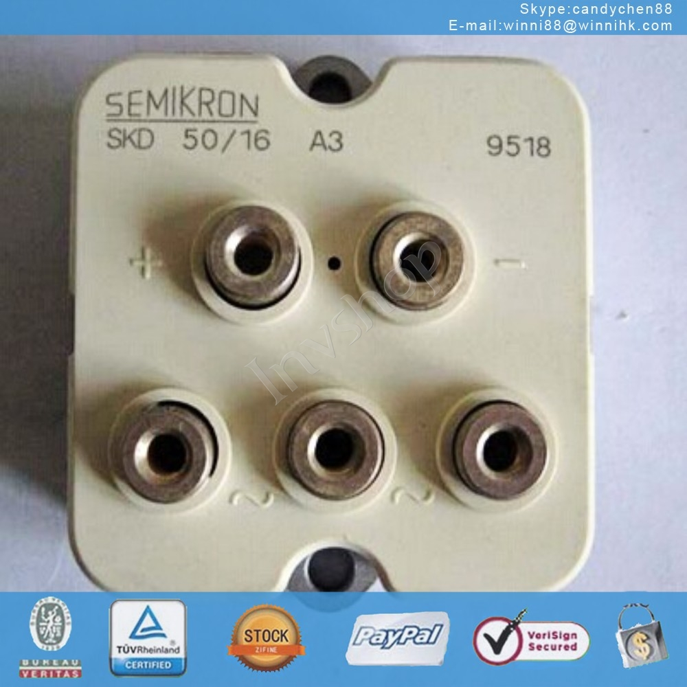 SEMIKRON SKD50/16A3 SKD50-16A3 SKD5016A3