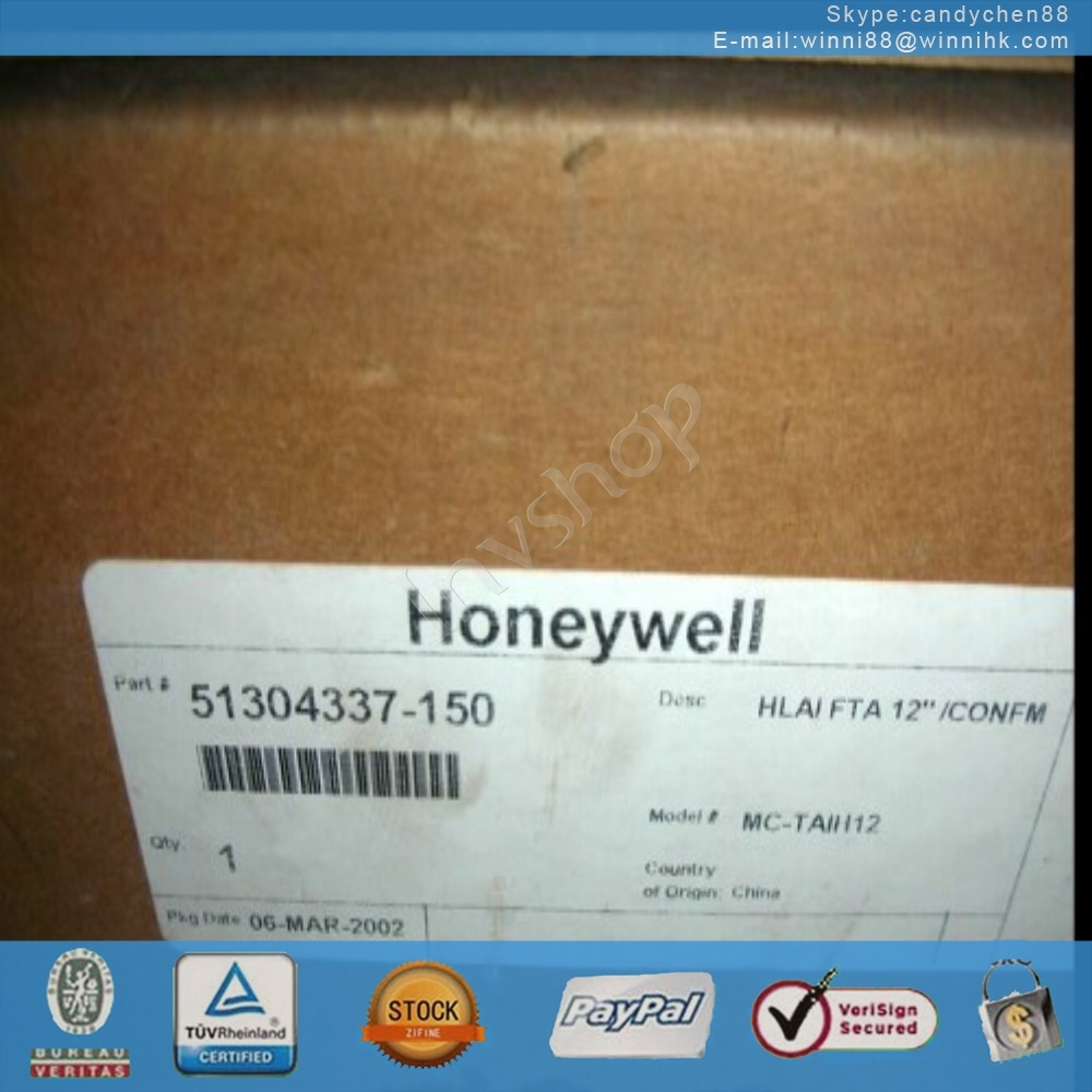 DCS 51304337-150 MC-TAIH12 New for HONEYWELL 60 days warranty