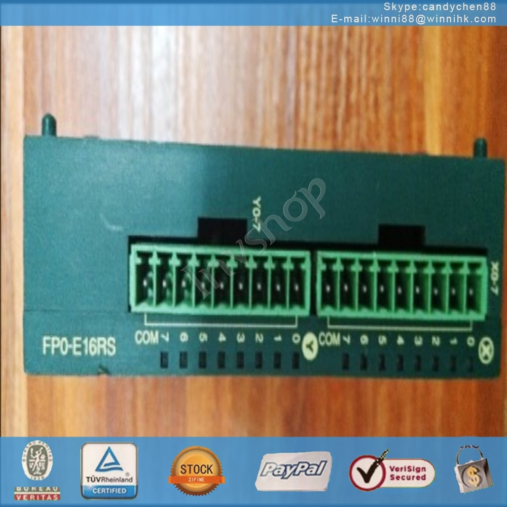 New FP0-E16RS PLC part 60 days warranty