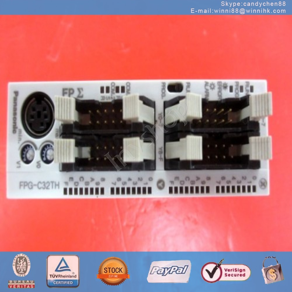 New FPG-C32TH PLC part 60 days warranty