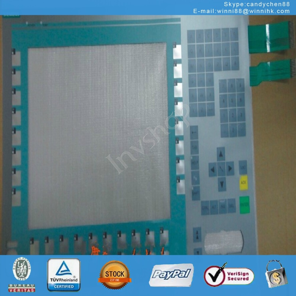 new PC877 6AV7811-0BA00-0AA0 Membrane keypad