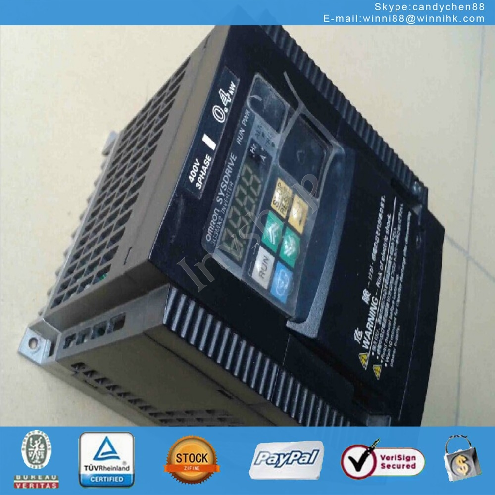 New 3G3MX2-A4004-Z 0.4KW 400V Inverter