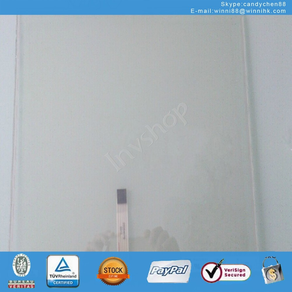 new P/N:E098279 SCN-A5-FLT15.0-005-0H1-R Touch Screen Glass