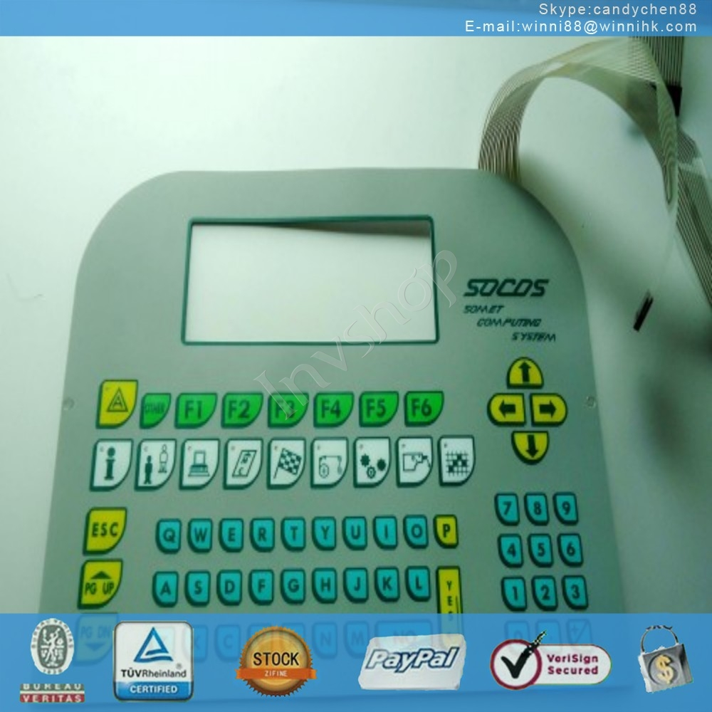 NEW SOMET BDM212B Membrane keypad