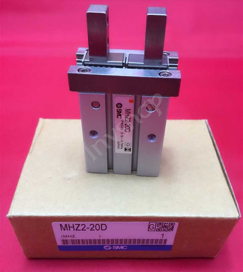 New MHZ2-20D2 SMC Clamp cylinder