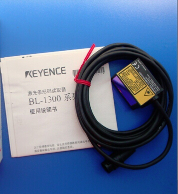 Fiber Optic Sensor Image Processing   Bar Code Reader BL1300