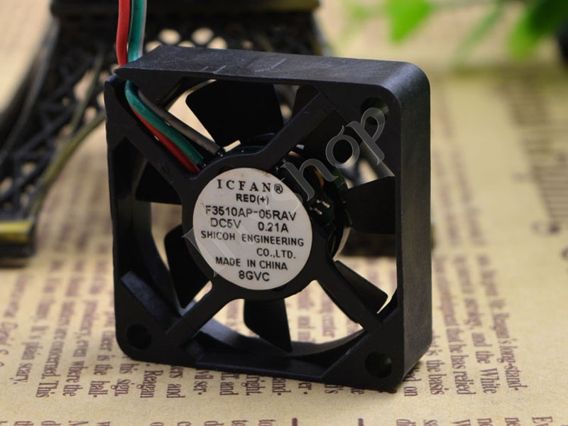 F3510AP-12RAV Fan new and original for F3510AP-05RAV 3510 12V 0.21A