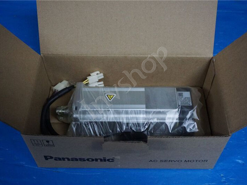 A5II series Panasonic servo motor MHMJ042G1V 400W with Brake MHMJ042G1V
