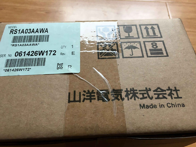 RS1A03AA RS1A03AAWA Sanyo server new and original
