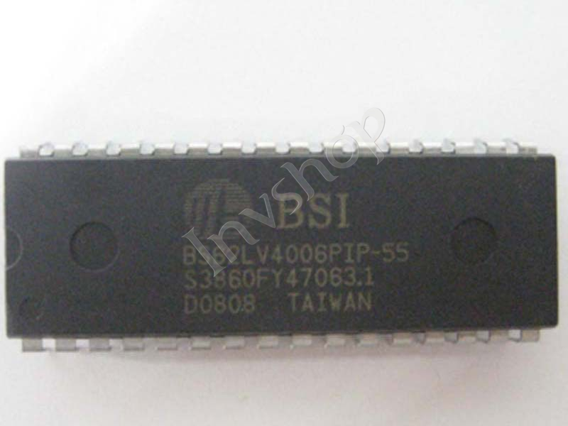 BS62LV4006PIP55 hero IC memory