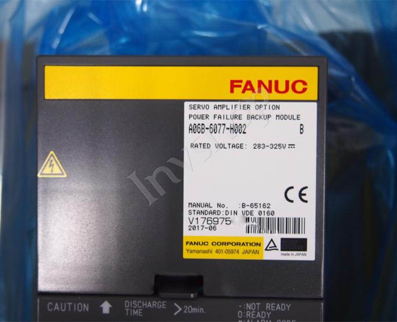 A06B-6077-H002 Fanuc Servo Amplifier New and Original