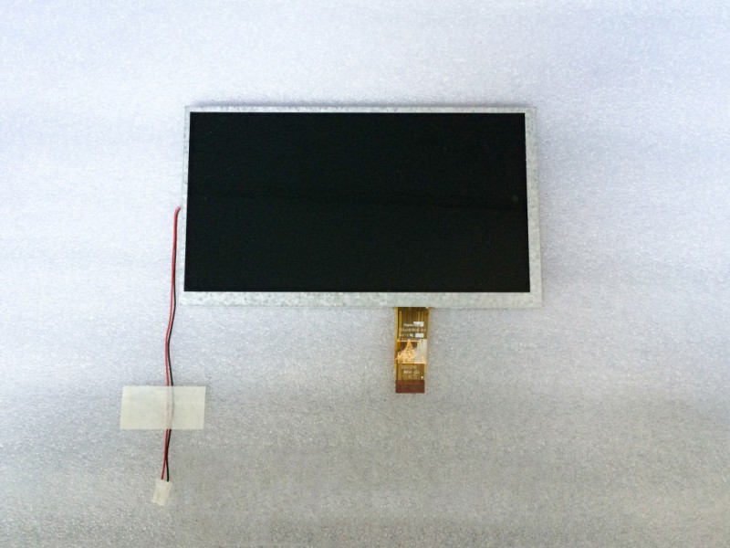LCD Display for DOP-B07S201 Delta HMI