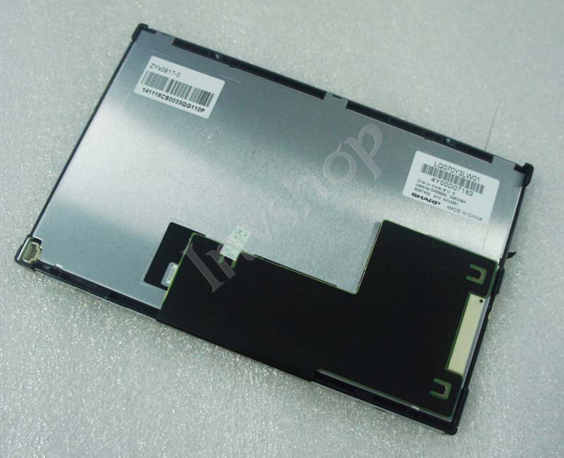 LCD Dispaly for TP700 6AV2124-0GC01-0AX0