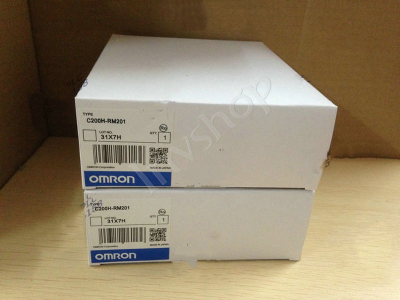 C200H RM201 Omron New and Original PLC module