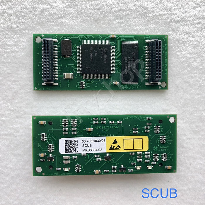 ASK Printed Circuit Board 00.785.1030 HD SCUB Circuit Board For Heidelberg Offset Machinery Parts