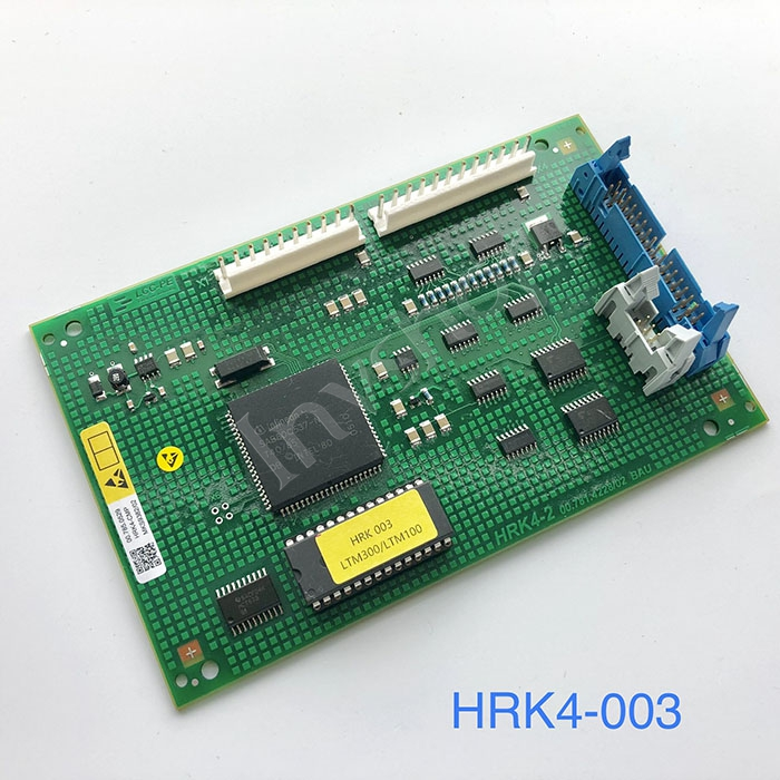 GTO SM74 printer 00.785.0529 00.781.4228 00.782.7894 flat module HRK4-2,HRK4-003 board