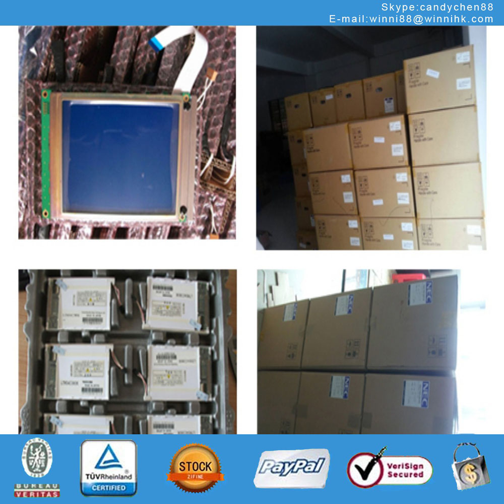 90%NEW a-Si TFT-LCD Panel LM64P74 10.4