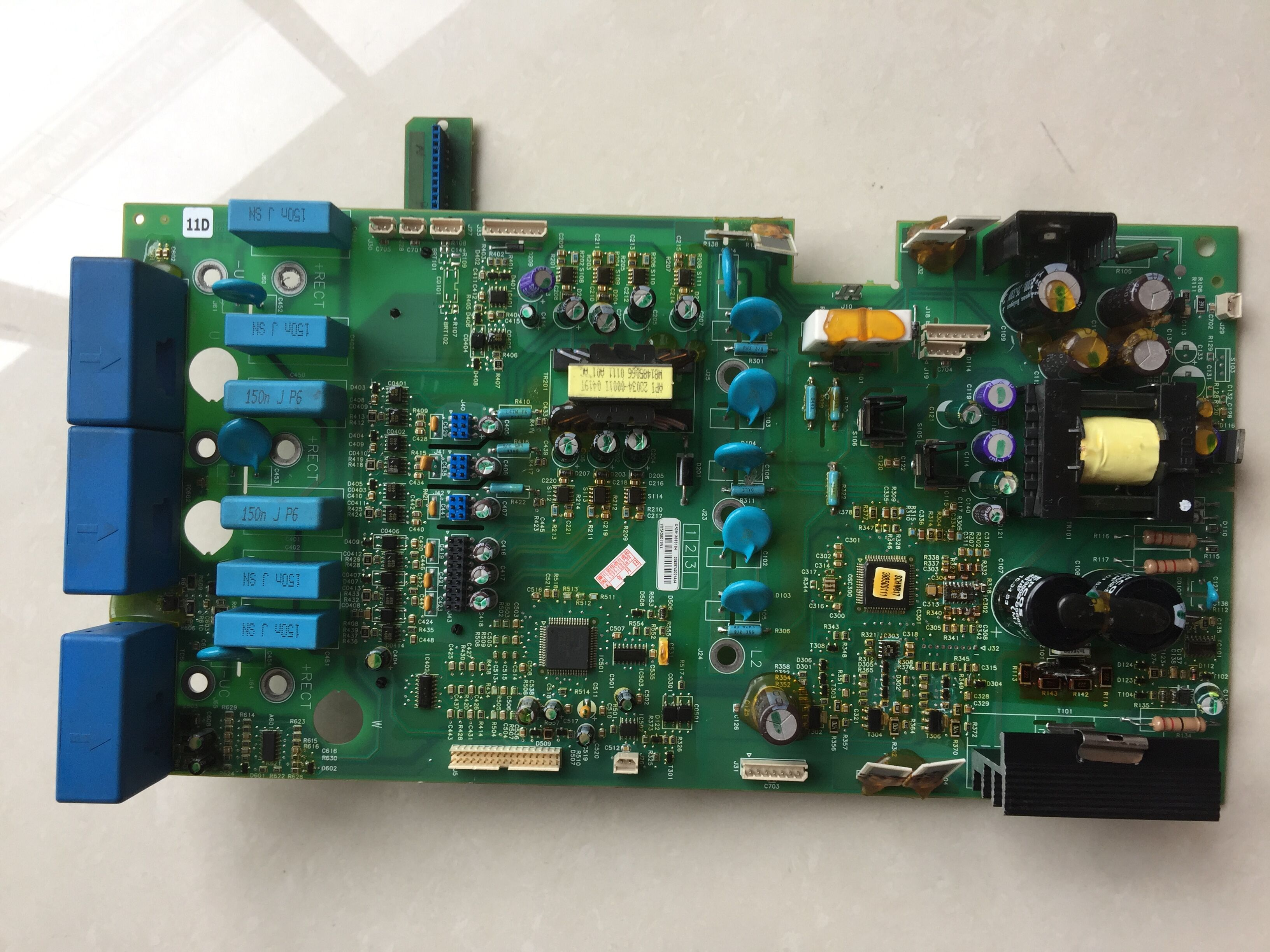 VX5A58D79N4 Heidelberg power board