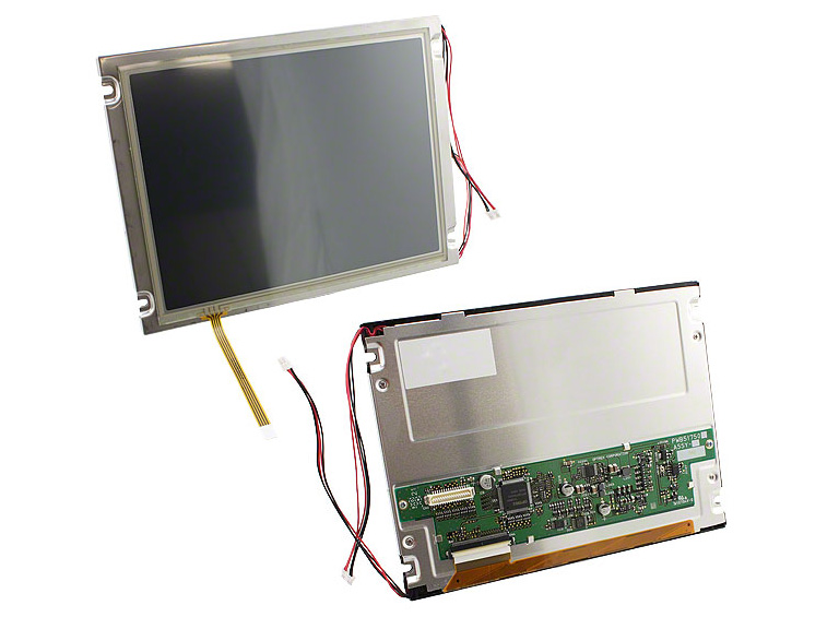 4-wire Resistive Touch 6.5inch 640*480 LCD Display T-51750GD065J-LW-AQN
