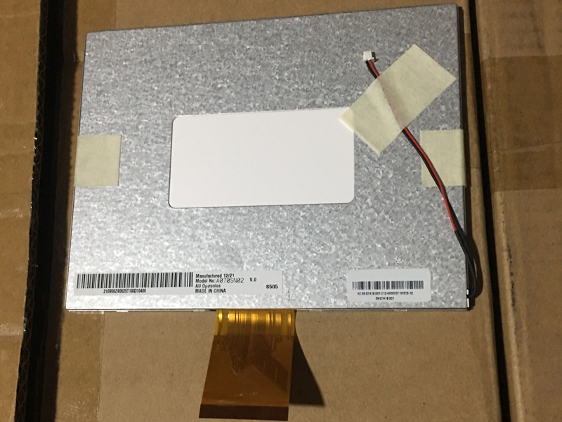 Auo 7.0 A070SN02 V0 LCD Panel
