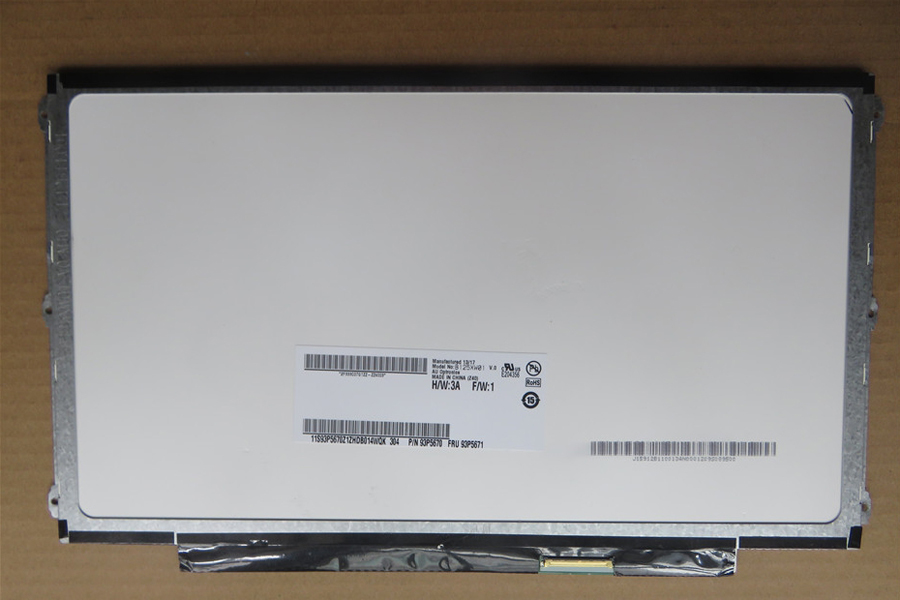 B125XW01 V0 AUO 12.5 inch 1366*768  LCD PANEL