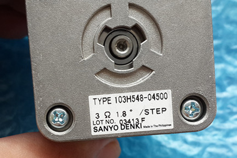 SANYO DENKI Motor New and Original TYPE 103-H548-04500