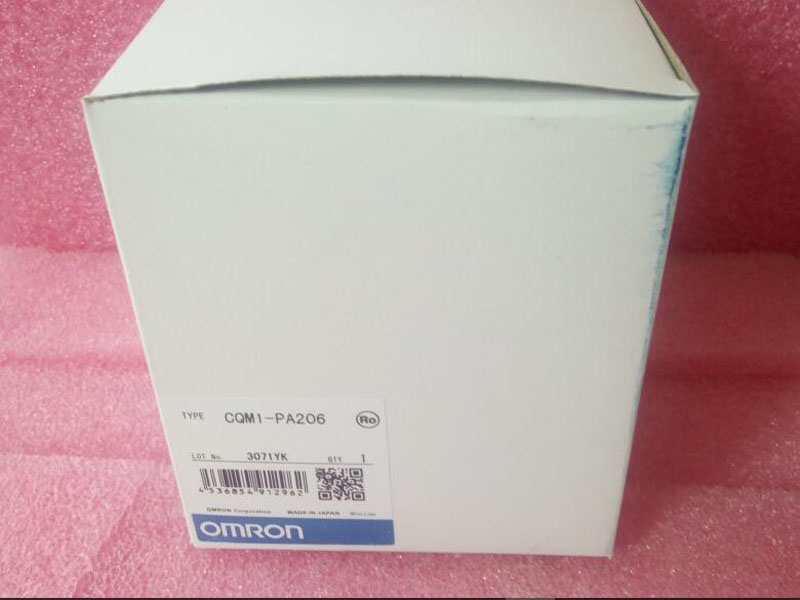 CQM1-PA216 OMRON PLC New and Original